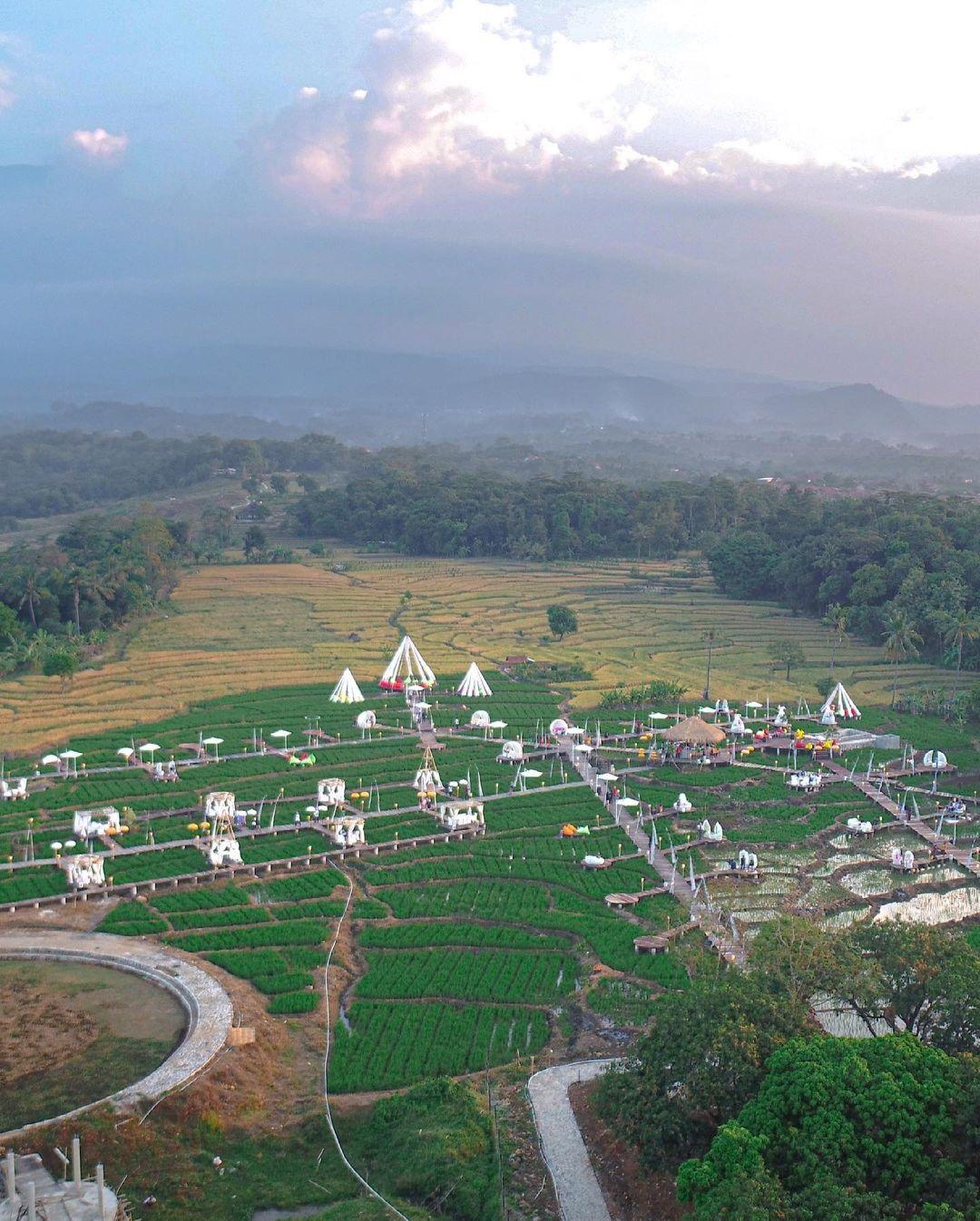 Lokasi Kampung Sabin