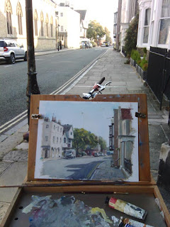 Bugle street Southampton art