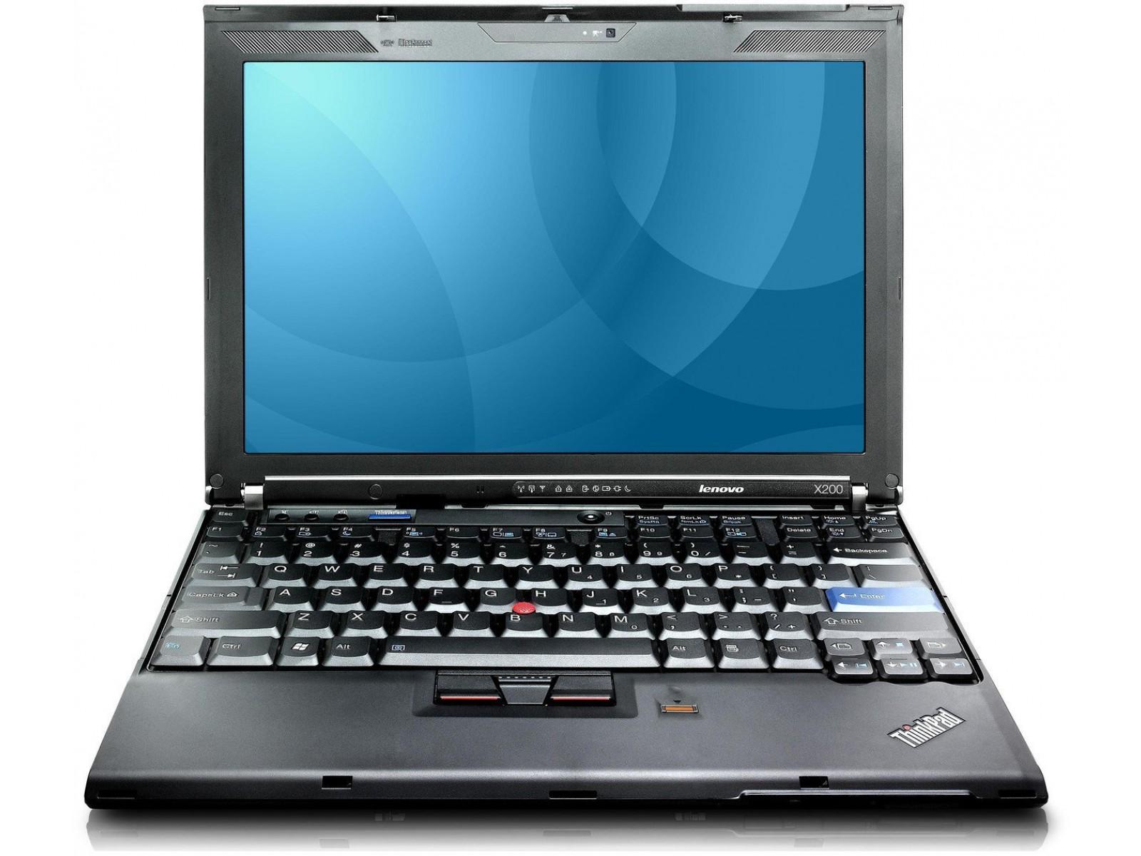 Lenovo ThinkPad X200 Treiber Windows 10/8/7/XP Download