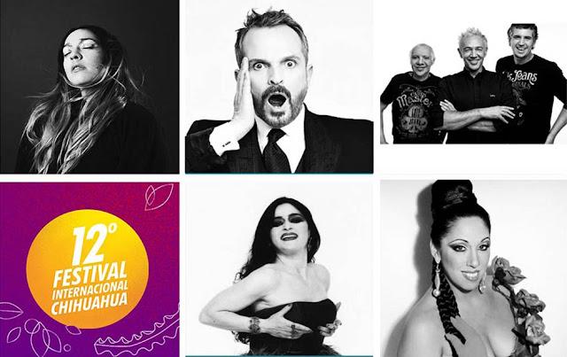 Los artistas que estarán en el FICH 2016