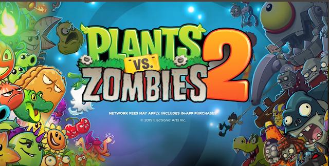 Plants Vs Zombies 2 Mod apk 8.4.2 (Unlimited Gems/Money)