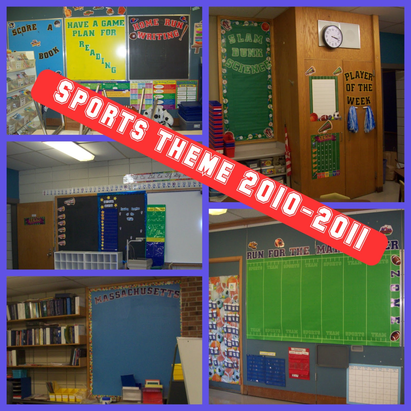 4th Grade Rock Stars: New Teacher Thursday: Classroom ...