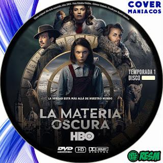 GALLETA - LA MATERIA OSCURA - HIS DARK MATERIAL - TEMPORADA 1 - 2019