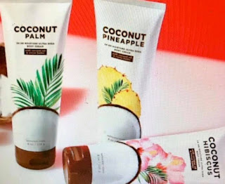 Bath & Body Works | New Body Care Collection | Happy Little Coconuts | Launching After The Floorset