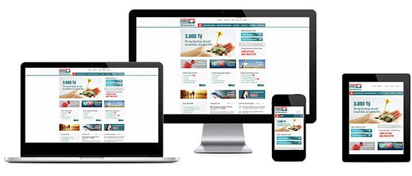 Đơn vị thiết kế Web hàng đầu Hải Phòng