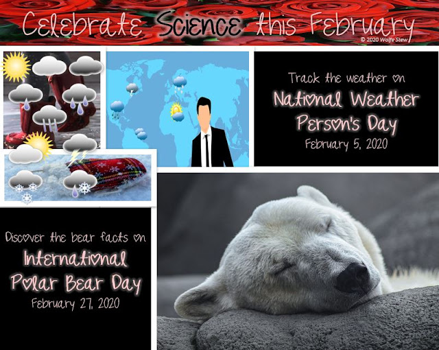 National Weather Person's Day and International Polar Bear Day