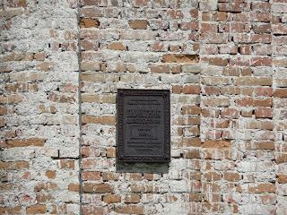 Клевань. Костел Благовіщення Діви Марії. 17 ст. Пам'ятка архітектури