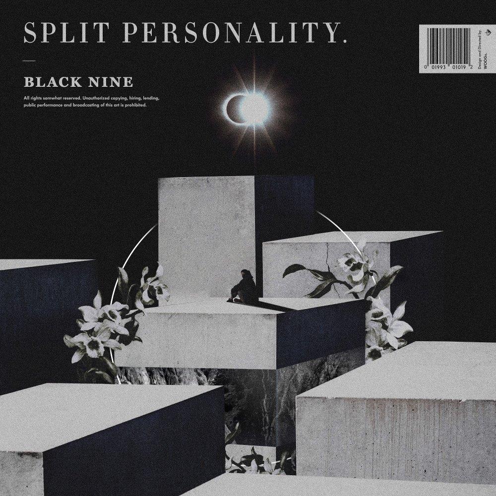 BLACK NINE – Split Personality – EP