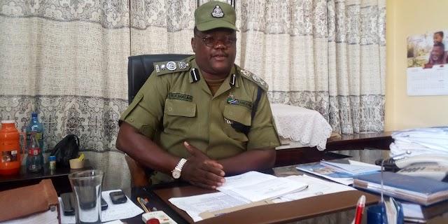 Jeshi la Polisi Kagera Lachunguza Kifo cha Mtoto Frolian Frederick Kufia kwenye Jengo la Mfanyabiashara Kanzali Leonard.