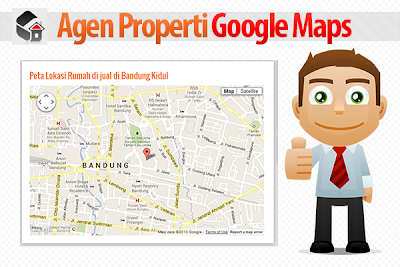 Google Maps Properti
