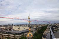 Patrouille de France, 14 juillet 2020, Paris