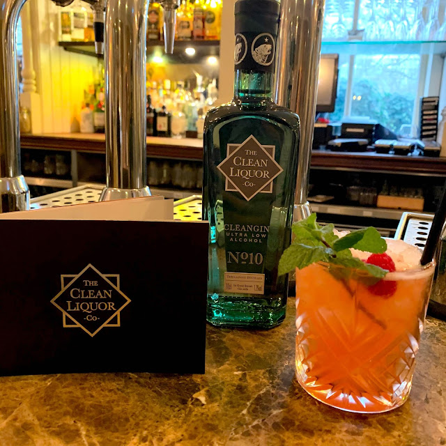 Clean Gin Comes To Liverpool