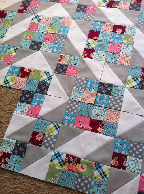 Jacob's Ladder Block - Quilt Tutorial