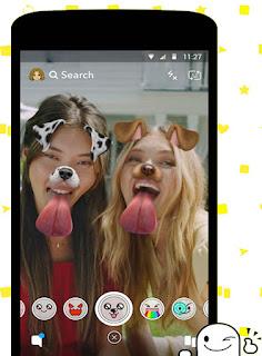 أفضل تطبيقات اندرويد الاستفادة القصوى من هاتفك الاندرويد سناب شات snapchat