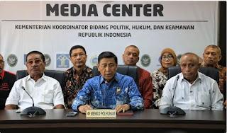 Kontroversi Dalam Rekam Jejak Wiranto Menjadi Menkopolhukam