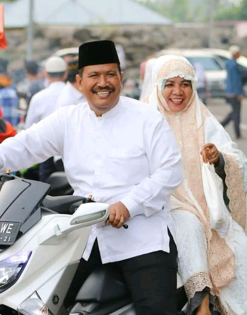 Sisi lain daripada sosok Mardison Mahyuddin