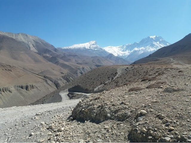 Beni to Jomsom by Road