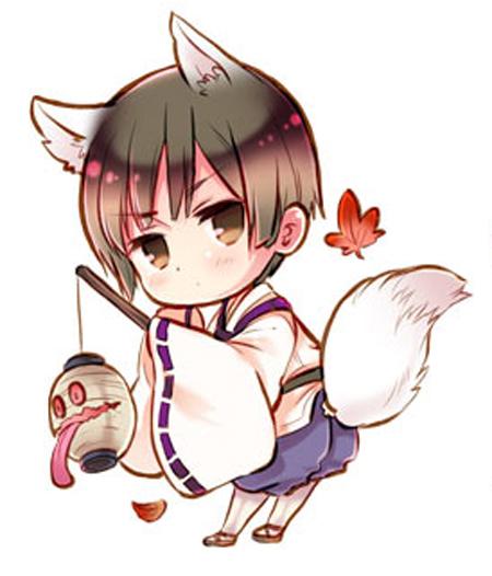 kitsune japan info relations by demon