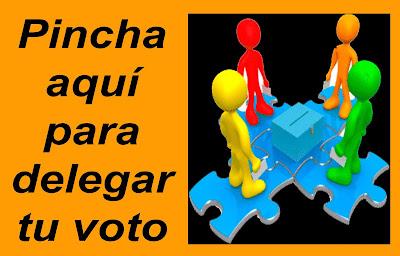 Documento de Representación de Voto