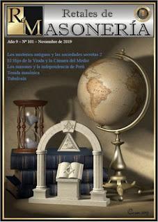 Retales Masonería 101 – Noviembre 2019