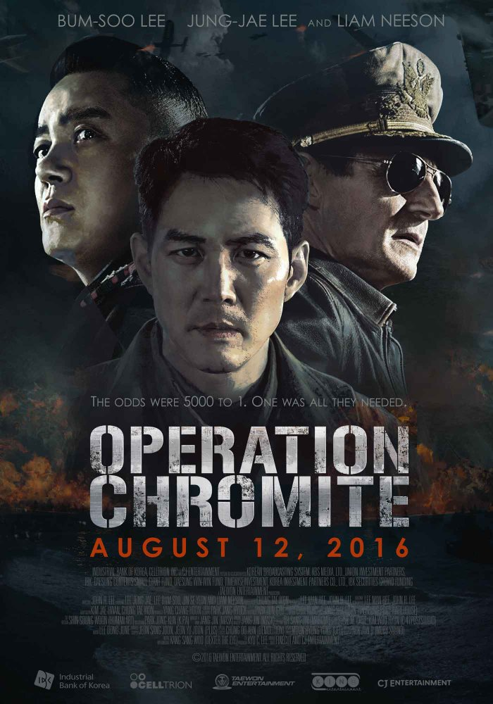 Operation Chromite 2016 720p BluRay Dual Audio In Hindi English