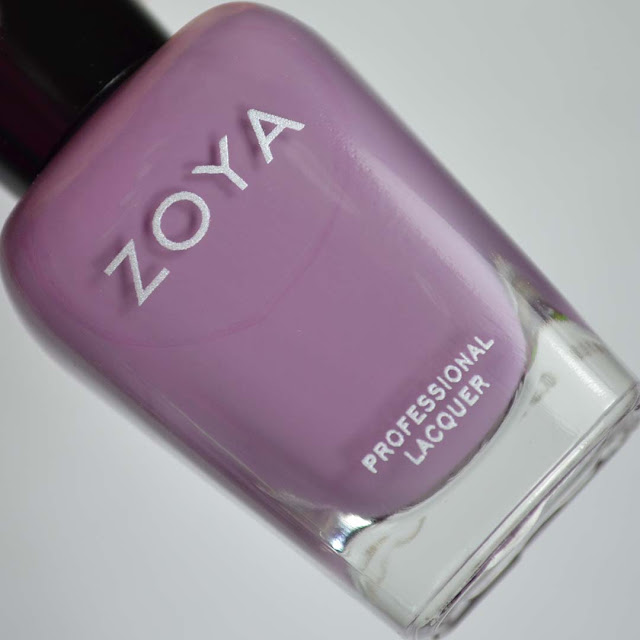 grape creme nail polish in a bottle