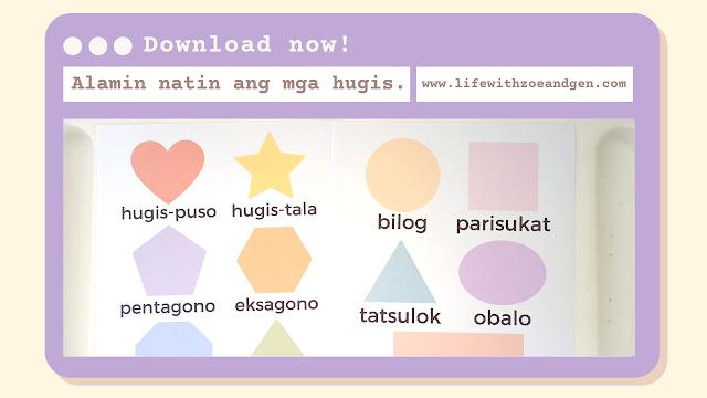 Mag-aral tayo ng mga kulay sa Tagalog. Free worksheet and resource for preschoolers. Grab your copy now!