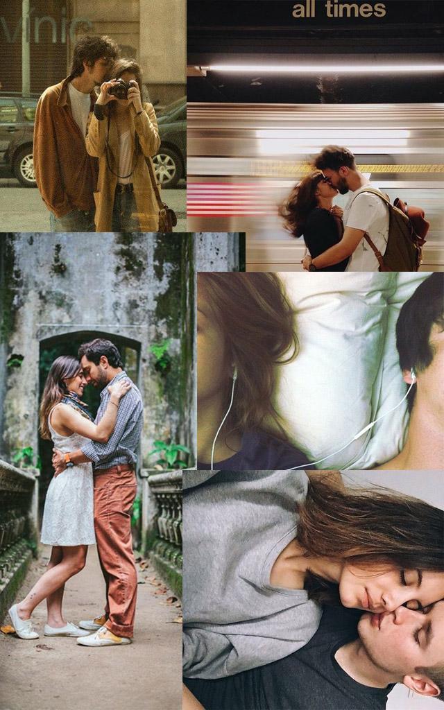 10 inspirações de fotos para tirar com seu amor