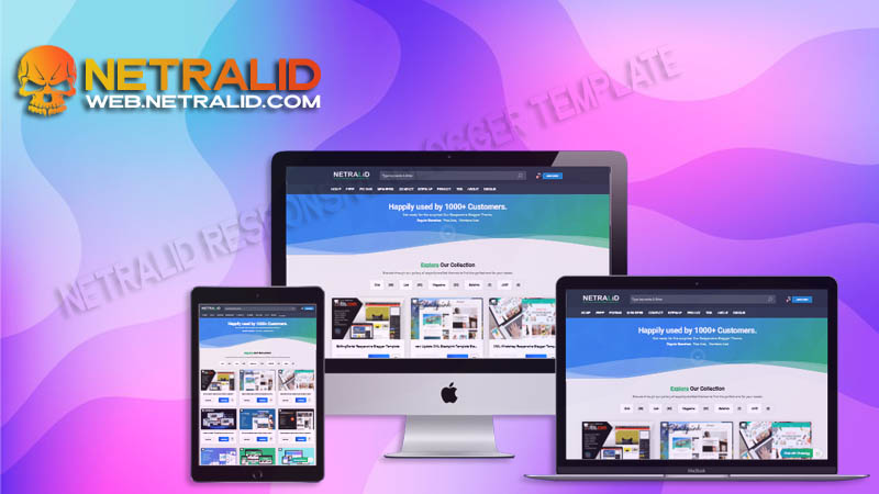 Update Netralid V2 Fix Blogger Comments Responsive Template