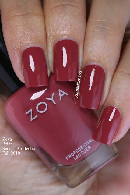 Zoya Briar, Sensual Collection Fall 2019