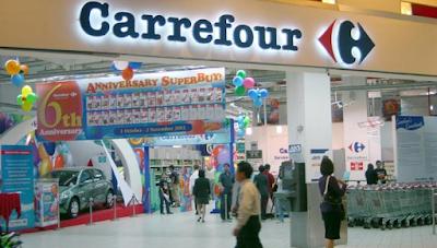 Lowongan Kerja Transmart Carrefour