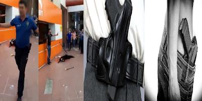 Polis sıcak olaylara neden müdahale etmiyor ve bireysel silahlanma