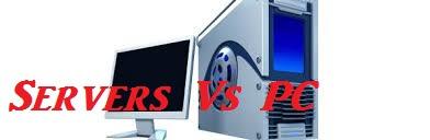 Servers Vs Desktops