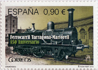 150 ANIVERSARIO FERROCARRIL TARRAGONA-MARTORELL