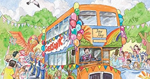 Jay-Jay And The Carnival: Book review