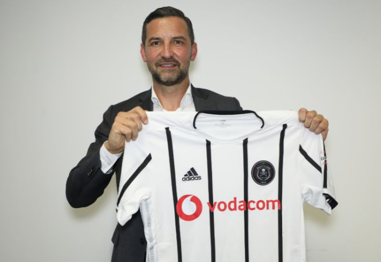 Orlando Pirates have appointed Josef Zinnbauer