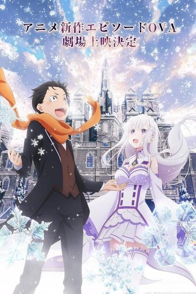 Descargar Re:Zero kara Hajimeru Isekai Seikatsu - Memory Snow [Ova][Sub Español][MEGA] HDL]