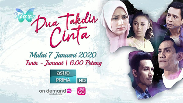 Drama Dua Takdir Cinta