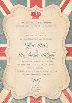 Vintage Wedding Invitations by Paper Themes, Paper Themes, Wedding Invitations, Vintage Invitations, Weddings
