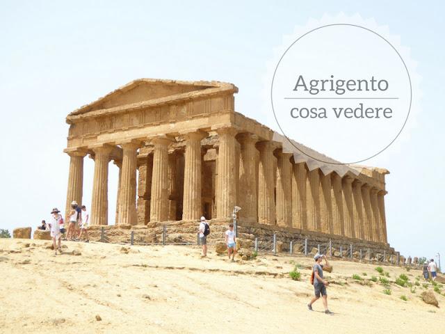 Cosa vedere ad Agrigento in due giorni. Il tempio della Concordia
