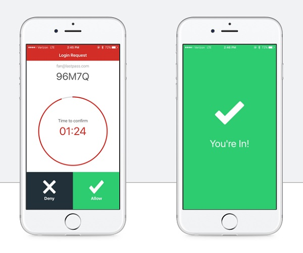 LastPass Authenticator app for Android, iOS and Windows Phone launched