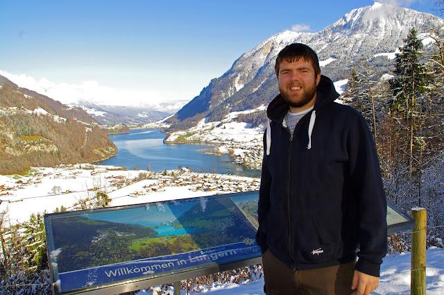 Lake Lungern Switzerland