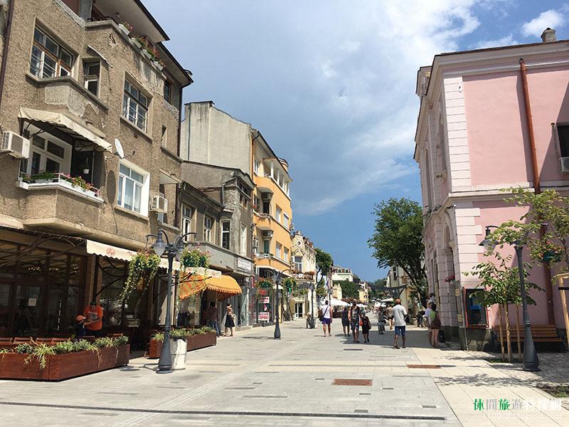 [保加利亞.布爾加斯] 保加利亞濱海城市 黑海、沙灘、陽光、比基尼