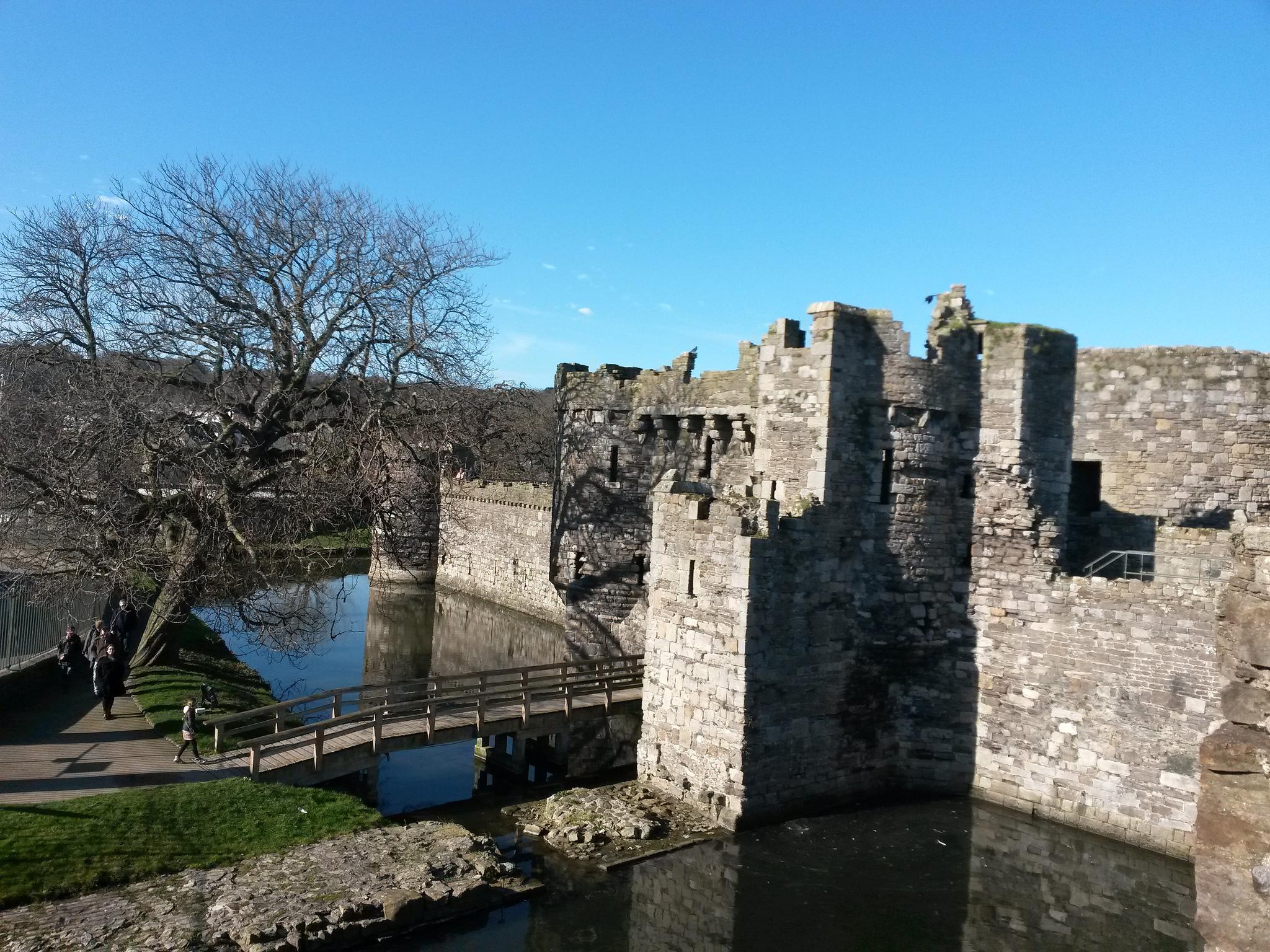 Beaumaris Castle Wales