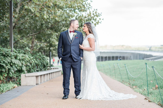 Caramel Room St. Louis Wedding