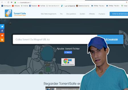 أجي تعرف أحسن موقع تحميل ملفات تورنوت torrentsafe