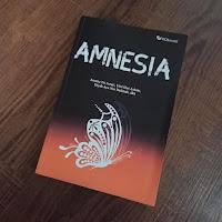 Buku Antologi Amnesia