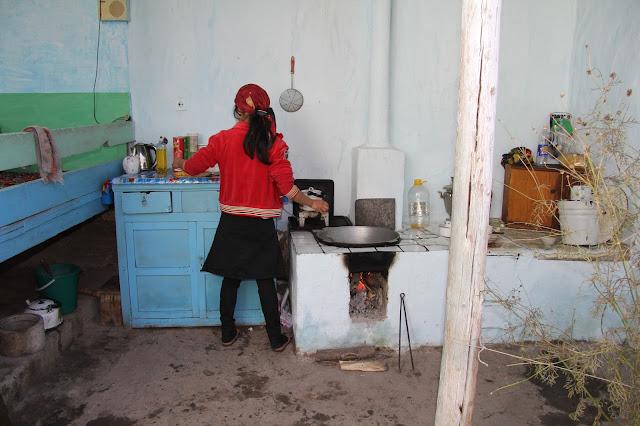 Kirghizistan, Arslanbob, Sobirjon, © L. Gigout, 2012