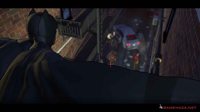 Batman Episode 3 Gameplay Screenshot 2
