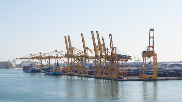 Porto di Barcellona